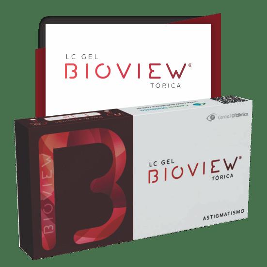 lentes de contato para astigmatismo BioView