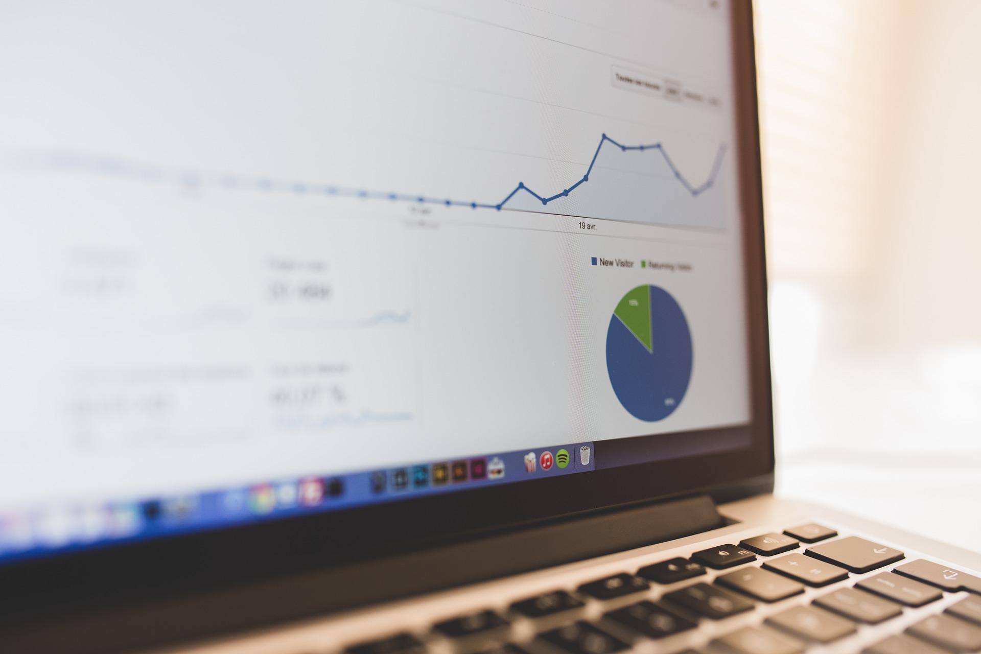 métricas de uma ótica online