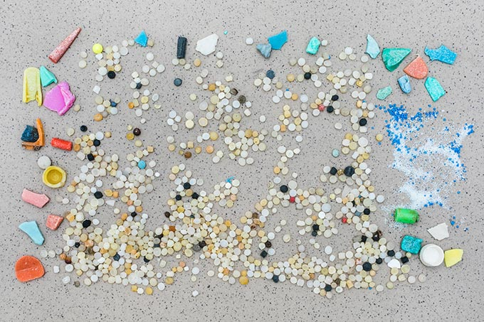 microplástico