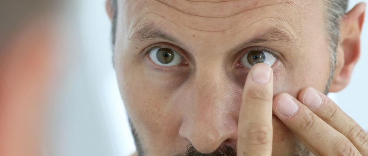 lentes de contato multifocais||lentes de contato multifocais