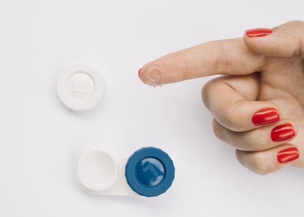 quanto custa uma lente de contato