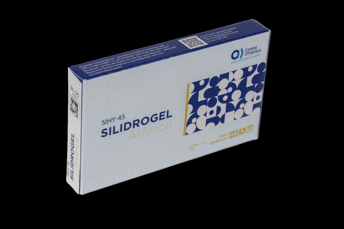 silidrogel-asférica